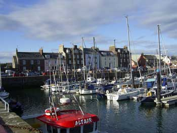 Arbroath Harbour