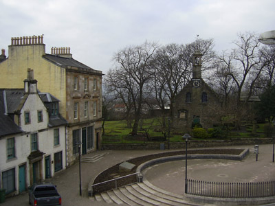 Centre of Beith