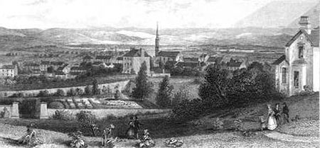 View of Forfar