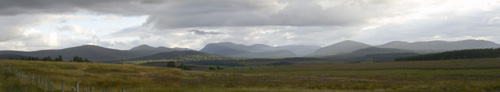 General view of Grampians - click for larger image