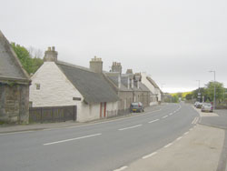 Souter Johnnie's cottage in Kirkoswald