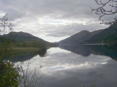 Loch Eck, looking south