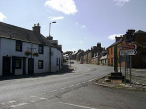 Ochiltree village