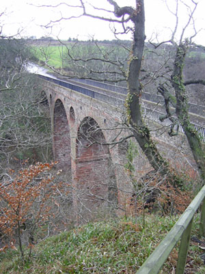 Pease Bridge - cleck for  larger image